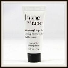 Philosophy HOPE IN A TUBE EYE LIP FIRMING CREAM Travel Size New Authentic Sealed