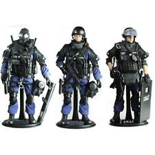 1/6th Scale Army Soldier Action Figure Model Toy SWAT Team Man with Accessories