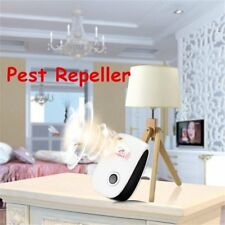 Electronic Ultrasonic Anti Mosquito Insect Mouse Pest Repellent Repeller Pro BO