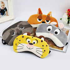 Sleep Mask Rest Travel Relax Sleeping Aid Blindfold Ice Cover Eye Patch Sleeping