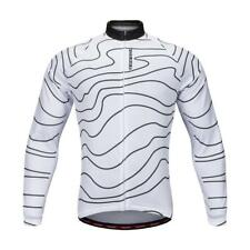 Cycling Jersey Bike Jersey Long Sleeve Camping Hiking Exercise Sportswear