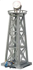 Model Power-Built-Up Buildings - Lighted w/2 Figures -- Searchlight Tower - HO