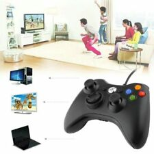 Wholesale Wired USB Game Pad Controller For Microsoft Xbox 360 PC Windows FG USA