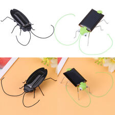 Economic Solar Powered Energy Cockroach Gadget Bug Toy Children Kids Gift good