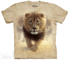 New LION EAT MY DUST T SHIRT