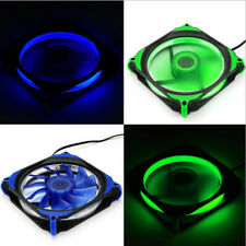 Cooler Master Computer Case Fan 12V 3Pin/4Pin DC12V CPU Cooling Fan With LED