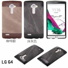 Slim Luxury PU Leather Ultra-thin Back Case Cover For LG G3 G4 G5 K7 K8 K10 2017