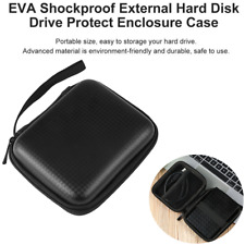 Case Cover Storage for Hard Drive Disk EVA Carrying Case Box 2.5 inch Pouch MU