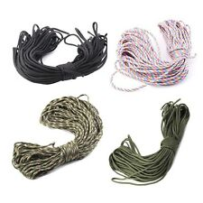 More 550 Paracord Parachute Cord Lanyard Mil Spec Type III 7 Strand Core 100FT T