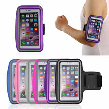 Sports Gym Armband Cover Jogging Cycling Running Arm Holder Case For Cell LN