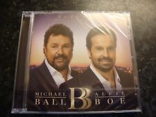 Michael ball and Alfie Boe Together Again ** Brand New Album/Sealed **