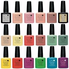 CND Shellac UV Gel Nail Polish Choose ALL Colours, Top Coat & Base Coat  7.3ml
