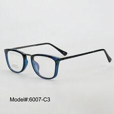 51eyeglasses 6007 fashion retro full rim TR RX  optical eyewear glasses frame