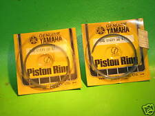 YAMAHA GP338 1974 EX340 '76-78 PISTON RING SETS STD.SIZE OEM # 846-11611-00