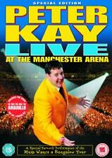 Peter Kay - Live At Manchester Arena (DVD, 2005)
