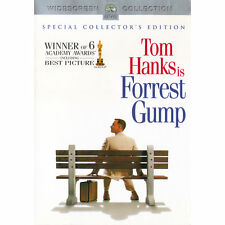 Forrest Gump (DVD, 2001, 2-Disc Set, Collectors Edition NEW & SEALED - FREE SHIP