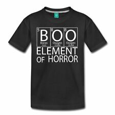 Boo Element Of Horror Halloween Kids' Premium T-Shirt by Spreadshirt™