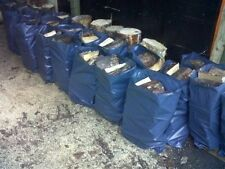 HEAVY DUTY RUBBLE SACKS BUILDERS BAGS GARDEN WASTE - VERY STRONG BLUE BAG