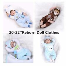 """Reborn Baby's Clothes Set For 20''-23"""" Baby Boy Doll Outfits , NOT Included Doll"""