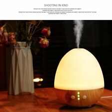 Home Egg Shaped USB Ultrasonic Air Purifier Aroma Diffuser Mist Humidifier HT