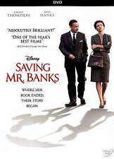Saving Mr. Banks (DVD, 2014). Watched Only Once & In Great Condition.