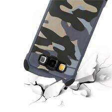 2 in 1 Army Camouflage Armor Case For Samsung Galaxy S7 S6 edge