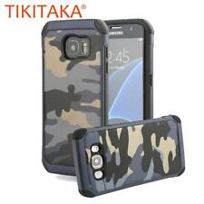 2 in 1 Camouflage Case For Samsung Galaxy S7 S6 edge Plus Note 5