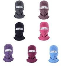 Windproof Ski Face Mask Cover Cap Motorcycle Thermal Balaclava Hat Winter