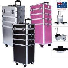 7 in 1 Portable Cosmetic Beauty Case Makeup Box Carry Bag Organizer Trolley Nail