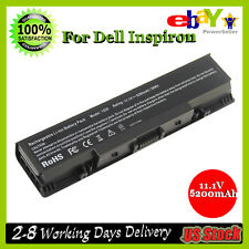 6/9 Cells Battery for Dell Inspiron 1520 1521 1720 1721 Vostro 1500 1700 Adapter