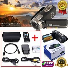 16X Zoom 24MP 3.0'' IR 1080P TFT LCD USB HDMI Digital Video Camera Camcorder DV!