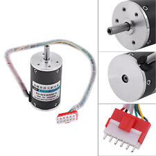 DC 12V/24V 10W Brushless HighTorque Speed Motor CW/CCW 2000/3000/4000/5000rpm GL