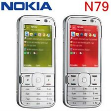 Original Unlocked Nokia N79 Mobile Cell Phone 3G GPS WIFI Camera 5.0MP Free Ship