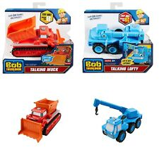 Fisher Price Bob the Builder Talking Muck Lofty Truck Ages 3+ New Toy Play Boys