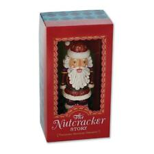 Nutcracker 7 inch Santa Resin Ornament in Box Christmas Tree Collection