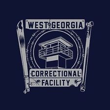 New WALKING DEAD Inspired WEST GEORGIA CORRECTIONAL FACILITY Shirt, Zombies S03