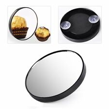 5/10/15X Magnifying Round Beauty Bathroom Cosmetic Makeup Mirror Suction Cup  LS