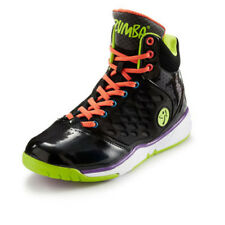 Zumba Fitness Energy Push High Top Shoes! Comfortable! Black! NWT! SHIPS FAST!