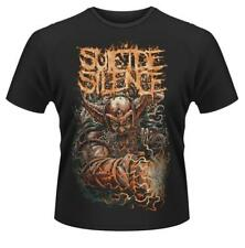OFFICIAL LICENSED - SUICIDE SILENCE - VIKING T SHIRT - METAL DEATHCORE