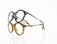 Tortoise Speckle Gold Arrow Style Oval Frame Reading Glasses Readers +1.0 ~ +4.0