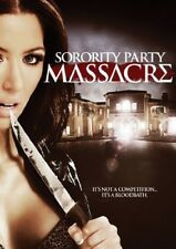 Sorority Party Massacre (DVD Used Like New) WS