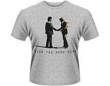 OFFICIAL LICENSED - PINK FLOYD - WISH YOU WERE HERE T SHIRT ROCK WATERS GILMOUR