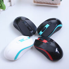MagiDeal 2.4GHz Ergonomic Wireless Optical USB Mouse For PC Macbook Laptop