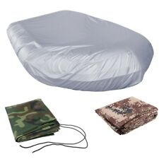 2.3-4.7m/7.5-15.4ft Inflatable Rib Boat / Dinghy Cover Waterproof Anti-UV Shield
