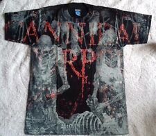 CANNIBAL CORPSE shirt, morbid angel,deicide,immolation,kreator,fast shipping