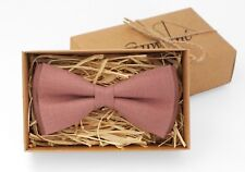Rose bow tie, Cinder rose bow tie, wedding bow ties, bow ties for men, boys tie