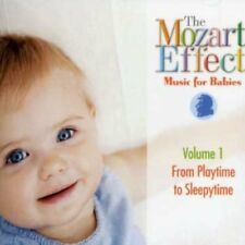 Mozart Effect-Music For Babies (CD Used Like New) Mozart Effect-Music FOR Babie