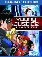 Young Justice: Invasion (Blu-ray Used Like New)