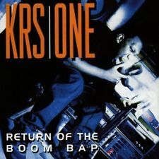 Krs-One - Return Of The Boom Bap (Vinyl Used Like New) Explicit Version
