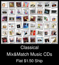 Classical(1) - Mix&Match Music CDs U Pick *NO CASE DISC ONLY*